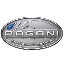 Merchandising Pagani