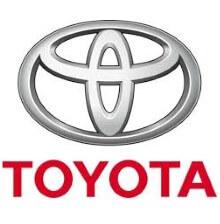Merchandising Toyota